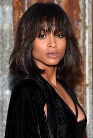 new york hair show 2015 singer ciara attends the givenchy fashion show irish mirror online