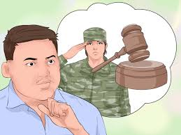 how to know military uniform laws with pictures wikihow