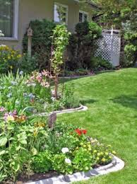 Basic Backyard Landscaping Ideas by The Backyard Landscaping Makeover Large And Beautiful Photos