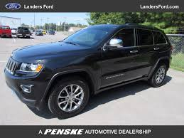 2015 used jeep grand cherokee rwd 4dr limited at landers chevrolet