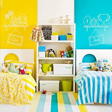 comment peindre une chambre de garcon idee deco chambre enfant mixte