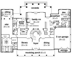 georgian mansion floor plans big houses floor plans layout 11 le claire georgian home plan 020s
