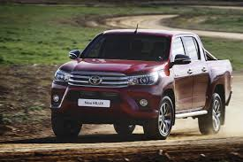 toyota homepage new hilux