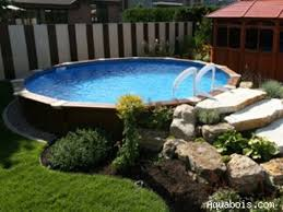 Backyard Above Ground Pool Ideas Home Decorators Collection Home Depot Home Decor Ideas