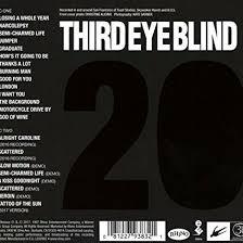 Third Eye Blind Graduate Third Eye Blind Third Eye Blind 20th Anniversary Edition