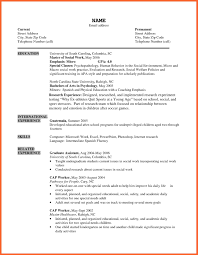 social worker resume exles 9 10 social worker resume sles resumesgood