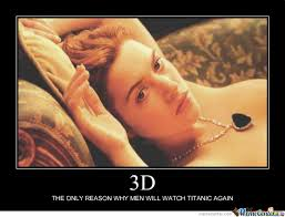 3d Meme - titanic in 3d by nithinvohra meme center