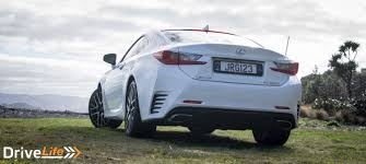sporty lexus sedan 2016 lexus rc200t f sport car review the comfy way to look