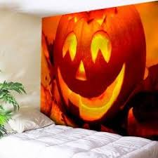Halloween Pumpkin Lantern - halloween tapestry cheap shop fashion style with free shipping