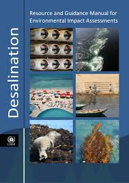 unep resource and guidance manual for environmental impact