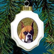 the boxer shop cards ornaments