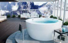 Outside Bathtubs Dive In With Our Soaking Tubs And Deep Freestanding Bathtubs