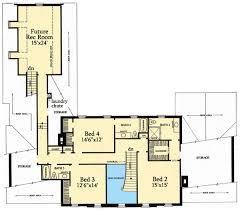 gracious georgian home plan 32582wp architectural designs