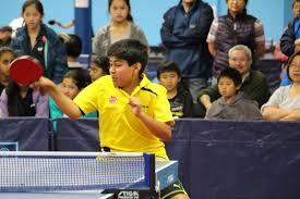 Us Table Tennis Team San Ramon Calif Tween Excelling In Table Tennis Named To U S