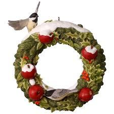 marjolein s garden welcoming wreath ornament keepsake ornaments
