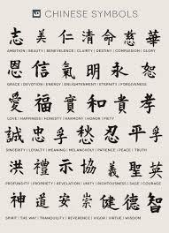 70 symbol tattoos for logogram design ideas