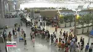incheon international airport breaks ground on second terminal