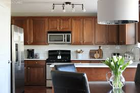 Update Kitchen Cabinets With Paint How To Upgrade Kitchen Cabinets Affordable How We Painted Our Oak