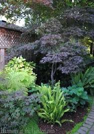 Garden Plans Zone - shade garden ideas zone 6 partial shade garden nook with water