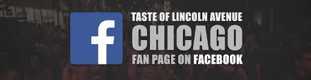 Taste Of Chicago Map Taste Of Lincoln Avenue U2013 Chicago U0027s Best Street Festival