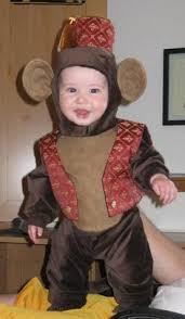 Monkey Toddler Halloween Costumes Homemade Genie Costume Ideas Aladdin Costumes