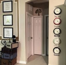 Best 25 Large Wall Clocks Best 25 Time Zone Clocks Ideas On Pinterest Time Zones Wood In