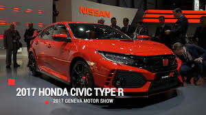 honda civic type r sounds as angry as it looks autoblog