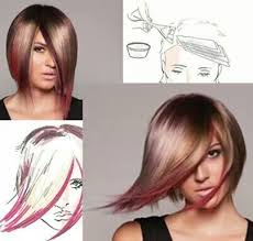 hair color and foil placement techniques hot new hair coloring technique pinwheel color