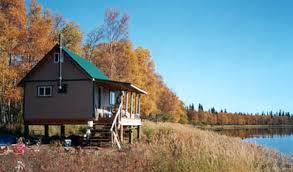 alaska land cabins and homes for sale or rent