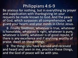 philippians 4 real peace philippians 4 6 9 be anxious for nothing