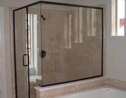 Custom Glass Doors For Showers by Shower Decorative Frameless Shower Doors Wonderful Shower Doors