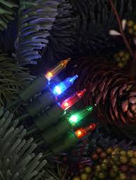 christmas lights enchanting battery operated led outdoor