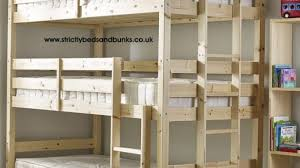 Tri Bunk Beds Uk The Best Of Loft Beds Bunkbeds Home And Interior Home Gallery