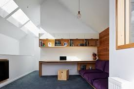 Study Interior Design Melbourne High House By Dan Gayfer Design Interior Archive The Local Project