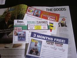 just say no to magazine insert cards fight bad design org