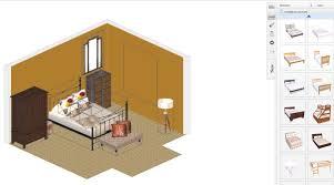 create a bedroom online design
