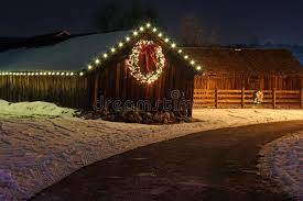 trail of lights denver christmas lights stock photo image of colorado photo 31696912