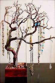 jewellery necklace storage images Creative jewelry storage solutions pinterest jewelry tree jpg