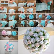 crepe paper flowers how to diy beautiful crepe paper flower