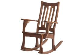Wooden Rocking Chair Runic Rocking Chair Rocker In The Runic Style