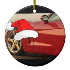 corvette ornaments keepsake ornaments zazzle