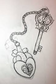 100 key to my heart tattoos for couples key to my heart