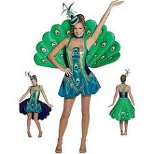 Peacock Halloween Costume Women Peacock Kit Costume Clothing Lingerie Swimwear