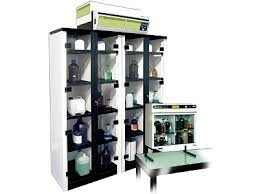Chemical Storage Cabinets Erlab Filtered Chemical Storage Cabinets From Erlab Inc