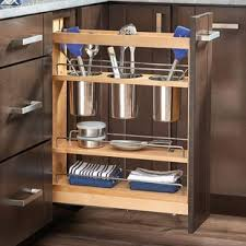 pull out cabinet drawers wayfair