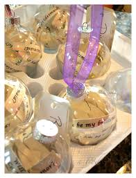 will you be my bridesmaid ornament 2 bees in a pod