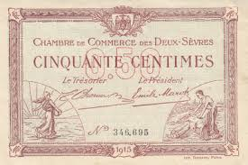 chambre de commerce malo chambre de commerce and local emergency banknotes from during