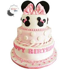 minnie mouse cake minnie mouse cake delivery in bangalore cakezone