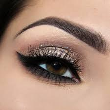 gold great for brown or hazel eyes makeup hair