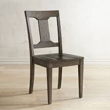 dawson walnut brown dining chair pier 1 imports